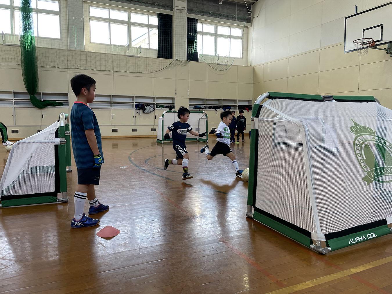 【FC u12】トロンコ旭川FC U12活動再開!